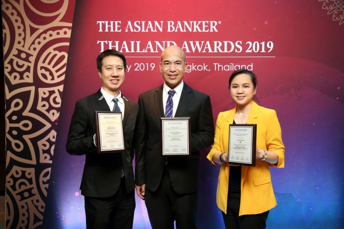 The Asian Banker : Thailand Country Awards